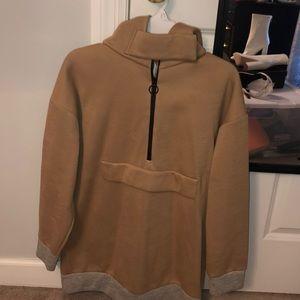 Never worn Zara stylish sweatshirt
